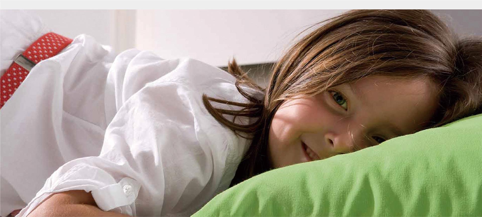 益卡思儿童枕头