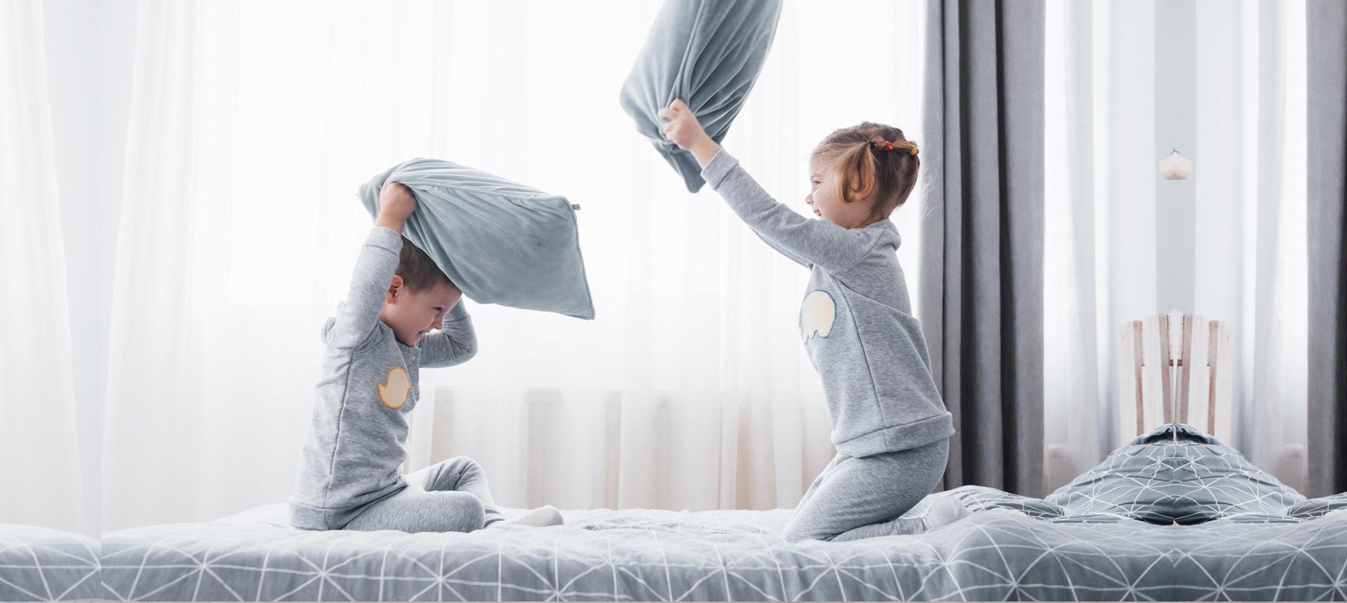 益卡思儿童床品